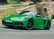A PDK is Coming for the Porsche 718 GT4 Boxster & Cayman By the End of the Year - image 885386