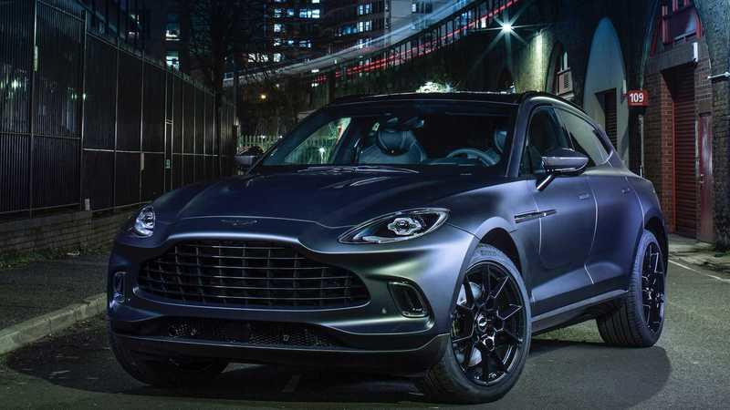 2020 Aston Martin DBX by Q Exterior - image 888084