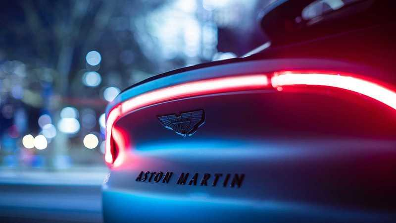 2020 Aston Martin DBX by Q Exterior - image 888087