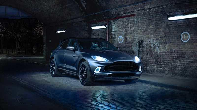 2020 Aston Martin DBX by Q Exterior - image 888089