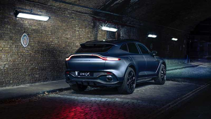 2020 Aston Martin DBX by Q Exterior - image 888083