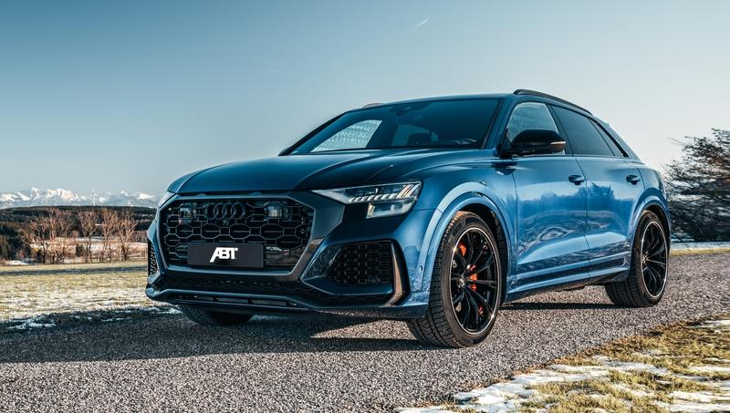 2020 Audi RS Q8 by ABT Sportsline