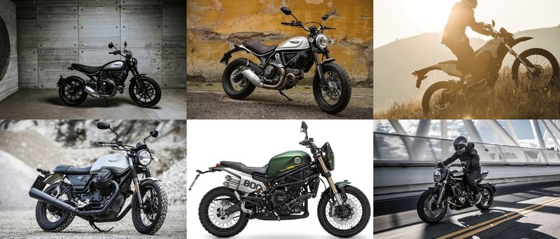 Top Speed Top Six Scramblers to buy under $10,000