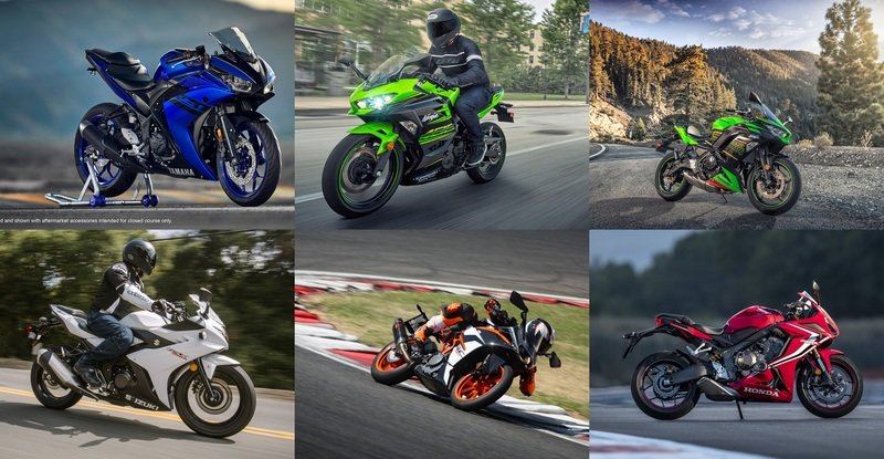 Top Speed Top Six Sportsbikes to buy under $10,000