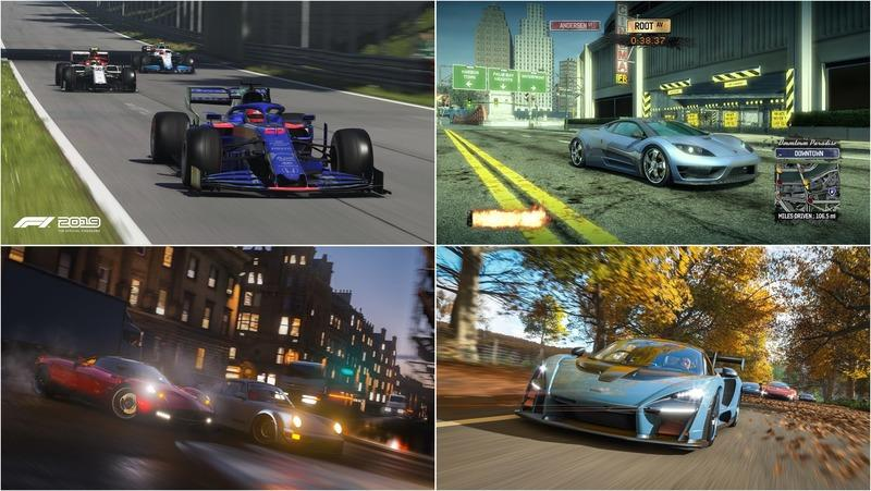 Best Xbox One Racing Games