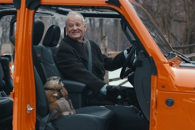 Bill Murray's Super Bowl Commercial With the Jeep Gladiator Was Arguably The Best One This Year