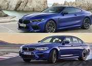 BMW Fan Boys Will Love This M5 vs M8 Drag Race - image 887340