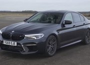 BMW Fan Boys Will Love This M5 vs M8 Drag Race - image 887272
