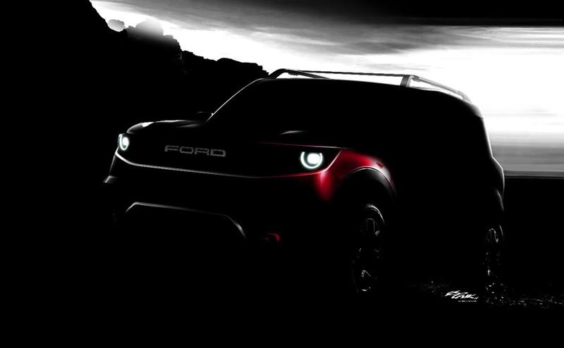 "Breaking News: Ford's Baby Bronco Will Be Revealed This Year, Could Receive The ""Maverick"" Badge"