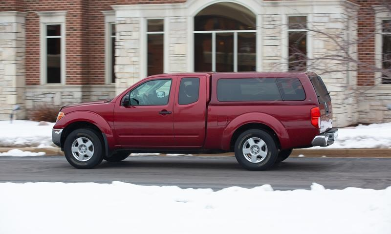 Chicago-Based Delivery Driver Crosses One Million Miles In His 2007 Nissan Frontier