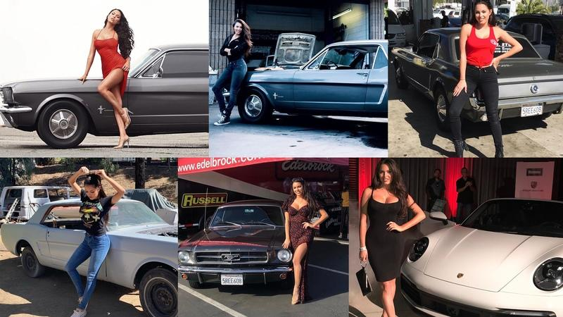 Constance Nunes Loves Cars - Here Are 10 Instagram Posts That Prove It