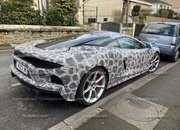 Did We Just Catch a McLaren GT Hybrid in the Wild? - image 887313