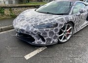 Did We Just Catch a McLaren GT Hybrid in the Wild? - image 887315