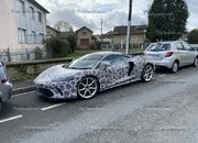 Did We Just Catch a McLaren GT Hybrid in the Wild? - image 887316