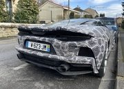 Did We Just Catch a McLaren GT Hybrid in the Wild? - image 887305
