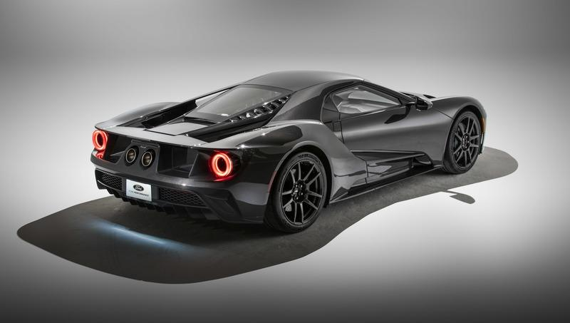 2020 Ford GT Liquid Carbon Edition - image 884479