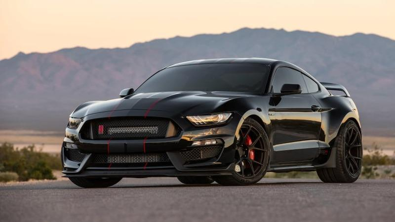 2020 Ford Mustang Shelby GT350 Twin-Turbo by Fathouse