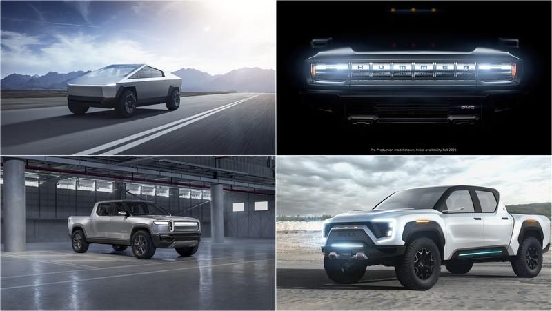 Future Electric Pickup Trucks You Don't Want to Ignore