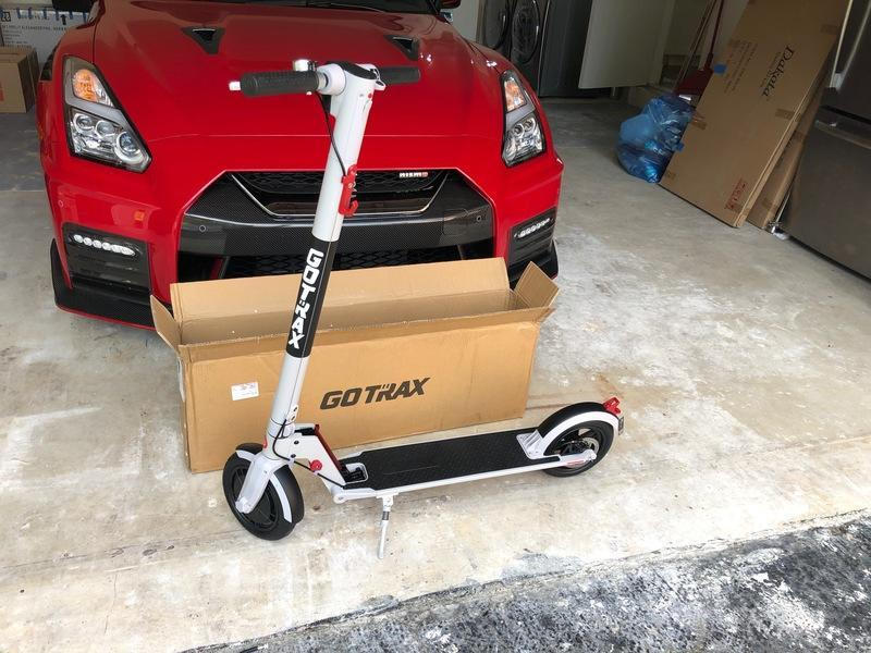GOTRAX Xr Electric Scooter Review