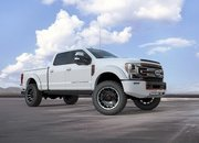 Harley-Davidson lends its flair to the Ford F-250 truck, courtesy the Fat Boy 30th Anniversary - image 886323