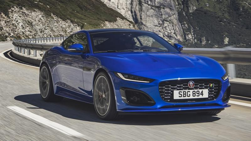 Have You Noticed That 2019-2020 Jaguar F-Type is Quieter? Here's Why