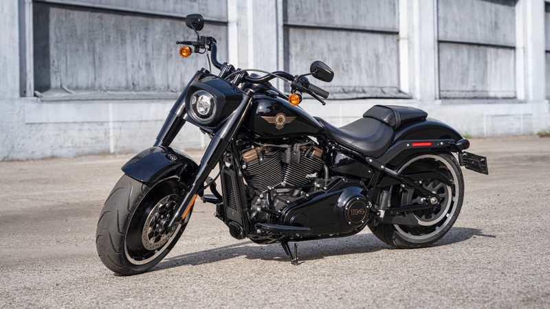 2020 Harley-Davidson Fat Boy 30th Anniversary - image 888304