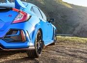 The Facelifted Civic Type R Finally Made it to America - Here's What Changed - image 884942