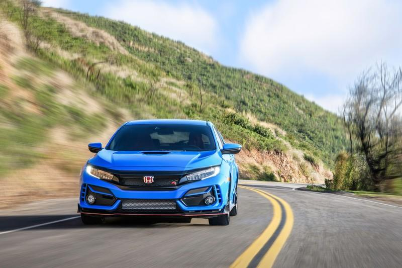 The Facelifted Civic Type R Finally Made it to America - Here's What Changed