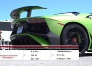 How Fast Can a Lamborghini Go in a Half Mile? - image 887601