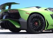 How Fast Can a Lamborghini Go in a Half Mile? - image 887602