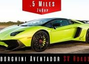 How Fast Can a Lamborghini Go in a Half Mile? - image 887599