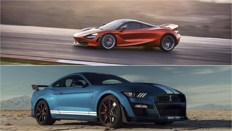 It's Time For The Shelby GT500 to Prove Itself Against the McLaren 720S