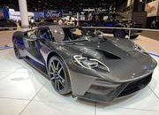 It takes three weeks to build the Ford GT Liquid Carbon - image 885617