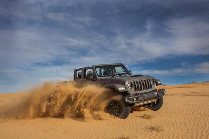 2020 Jeep Gladiator Mojave And High Altitude Special Editions Exterior - image 884853