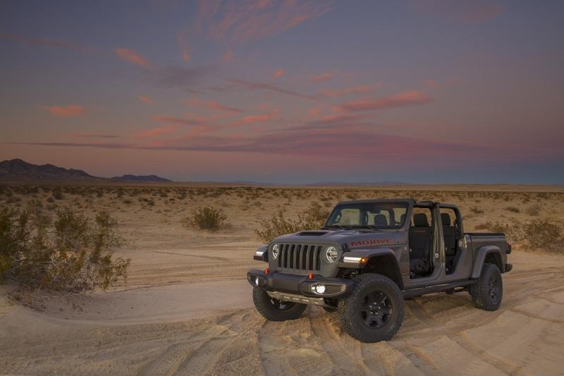2020 Jeep Gladiator Mojave And High Altitude Special Editions Exterior - image 884885