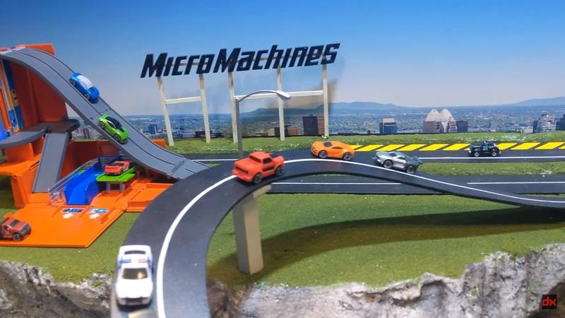 Micro Machines Returns with a Bang