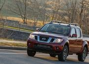 Nissan's Hoping That a New Engine Will Hold the Frontier Over Until the Next-Gen Model Arrives in 2021 - image 884373