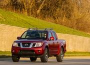 Nissan's Hoping That a New Engine Will Hold the Frontier Over Until the Next-Gen Model Arrives in 2021 - image 884375