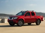Nissan's Hoping That a New Engine Will Hold the Frontier Over Until the Next-Gen Model Arrives in 2021 - image 884364