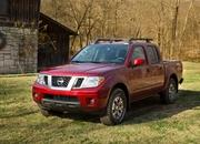 Nissan's Hoping That a New Engine Will Hold the Frontier Over Until the Next-Gen Model Arrives in 2021 - image 884391