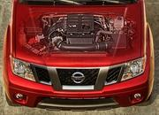 Nissan's Hoping That a New Engine Will Hold the Frontier Over Until the Next-Gen Model Arrives in 2021 - image 884402