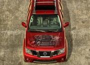 Nissan's Hoping That a New Engine Will Hold the Frontier Over Until the Next-Gen Model Arrives in 2021 - image 884403