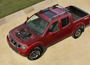Nissan's Hoping That a New Engine Will Hold the Frontier Over Until the Next-Gen Model Arrives in 2021 - image 884404