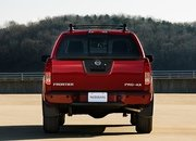 Nissan's Hoping That a New Engine Will Hold the Frontier Over Until the Next-Gen Model Arrives in 2021 - image 884367