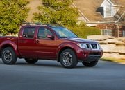 Nissan's Hoping That a New Engine Will Hold the Frontier Over Until the Next-Gen Model Arrives in 2021 - image 884371