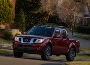Nissan's Hoping That a New Engine Will Hold the Frontier Over Until the Next-Gen Model Arrives in 2021 - image 884372