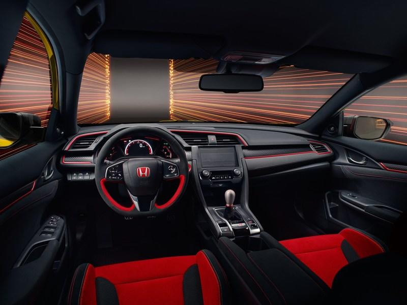 Quick, Grab This Special 2021 Honda Civic Type R While It's Hot Interior - image 887931