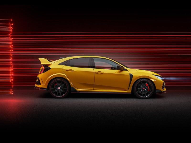 It Looks Like The 2022 Honda Civic Type R Won't Be Hybrid After All Exterior - image 887929