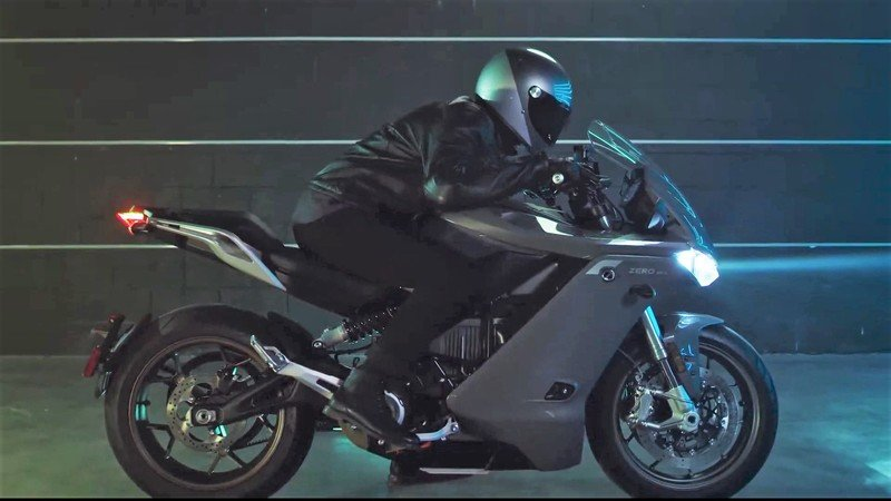 Zero Motorcycles enter a new territory with its brand-new SR/S - image 887338