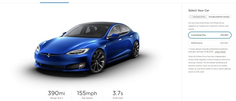 Tesla Model S and Model X Long Range Plus - What You Need to Know